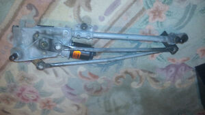1999- 2003 Acura tl  wiper motor  and transmission linkage.