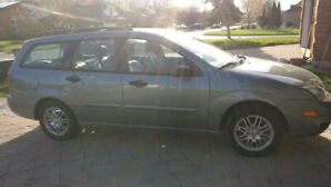 2006 Ford Focus SES Wagon ZXW - Low kms