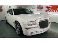 Chrysler 300C 5.7 V8 Hemi auto white japanese import corrosion free low mileage