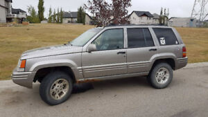 97 Grand Cherokee Limited (need gone immediately)