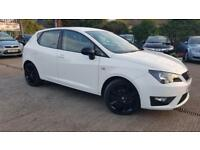 2014 Seat Ibiza 1.2 TSI FR*SAT-NAV*VERY LOW MILEAGE*EXCELLENT CONDITION