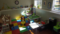 Newly open Licensed Family Child Day Care ( Erindale area )