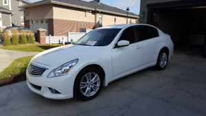 Like New 2012 Infiniti G37x Luxury Performance Sedan