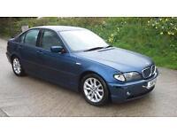 2003 BMW 320D ES DAMAGED SPARES OR REPAIR SALVAGE