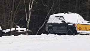 Help In need of a  truck 4x4 preferably open to all makes
