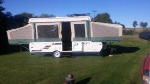 2011 Starcraft Tent Trailer