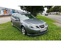 Saab 9-3 Linear SE Tid DIESEL MANUAL 2008/08