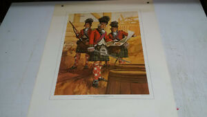 Canadian Soldier Prints