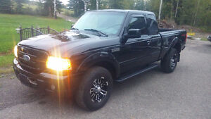 2006 Ford Ranger Sport 4x4 Automatic