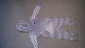 12 month carters 1 pc romper