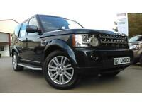 2010 LAND ROVER DISCOVERY 4 TDV6 HSE JUST 44000 MILES STRIKING AND STUNNING BA