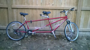 Tandem Bike Bicycle