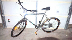 Commuter Bike - Excellent Condition, Lubed, With Mud Guards