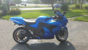 2007 ZX14 13500 KMS