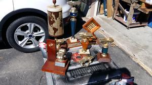 Vintage Car trophies