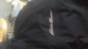 2 week old amazing black eddie bauer coat