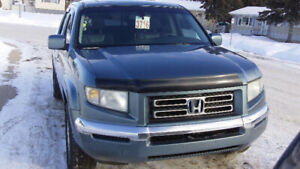 2006 Honda Ridgeline EX-L *New Timing Belt & Water Pump*
