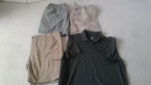 Men's clothing lot size 2xl