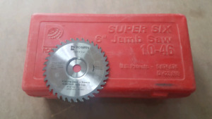 Roberts 10-46 jamb saw with brand new blade