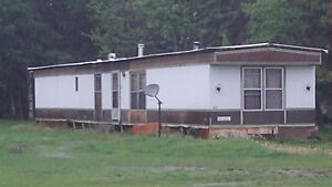 Older Mobile Home for sale to be moved