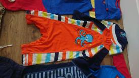 BABY BOY CLOTHES HUGE BUNDLE
