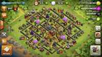 Clash of Clans - Very Strong TH10 for sale! Good price! 1000gems