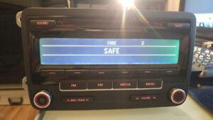 Radio CD Volkswagen Original