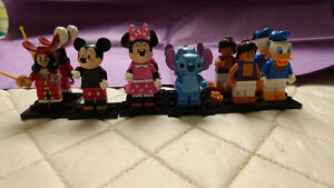 Disney Lego Mini Figues