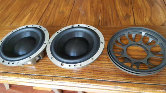 Morel Elate MW6 midbass woofers - Car Audio | DiyMobileAudio