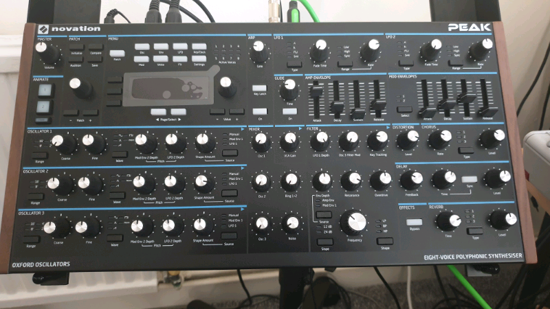 Mint condition Novation Peak   in Crystal Palace, London   Gumtree