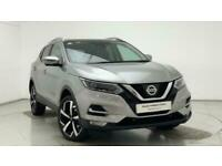 2018 Nissan Qashqai 1.6 dCi (130ps) Tekna Panoramic Glass Roof Hatchback Diesel