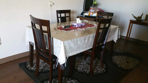 Mint Condition  Dining Table From Brick