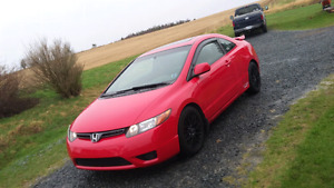 2008 civic coupe lx
