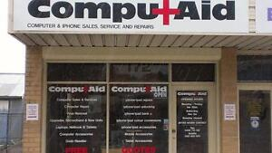 ComputAid iPhone/Mobile phone/Computer repairs, sales and service Ridgehaven Tea Tree Gully Area Preview