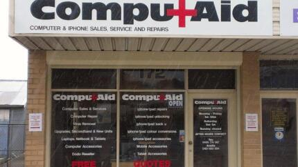 ComputAid iPhone/Mobile phone/Computer repairs, sales and service