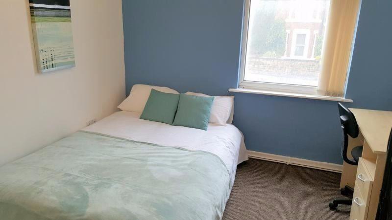 UNBELIEVABLE DOUBLE ROOM!! NEW CROSS GATE!!