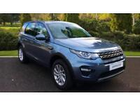2018 Land Rover Discovery Sport 2.0 TD4 180 SE Tech 5dr - 5+2 Automatic Diesel