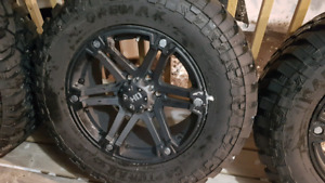 "33"" tires & rims for sale"