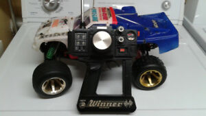 Losi truck RC complete with radio