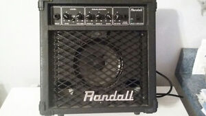 RANDALL AMP FOR SALE OR TRADE
