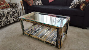 Unique Hockey Stick Coffee Table