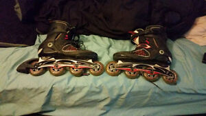 K2 Roller blade Used only 3 time!
