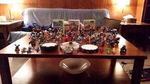 63 piece skylanders collection