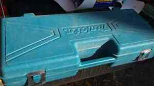 Sawzall  saws all Makita  with Case