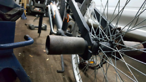 BMX large / jumbo pegs