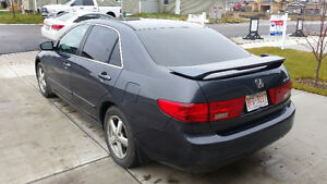 2005 Honda Accord EX-L Sedan Fully Loaded Strathcona County Edmonton Area image 8