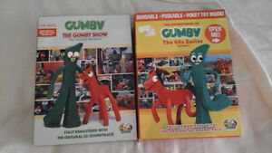 The Gumby Show DVD Box Sets