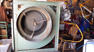 Exhaust fan/blower