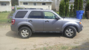 2008 Ford Escape SUV, Crossover
