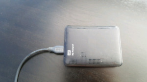 WD My Passport WDBKXH5000ABK - hard drive - 500 GB - USB 3.0